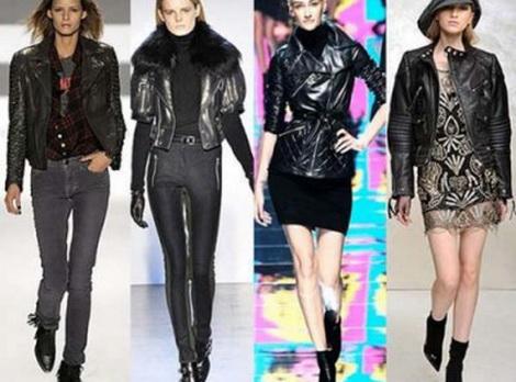 Модные женские куртки весна 2013
