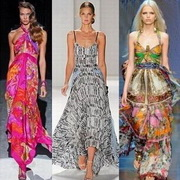 Модный крой сарафана