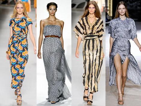 Какую выбрать ткань на платье