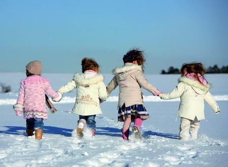Дни рождения зима картинки