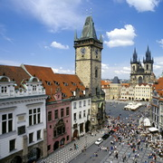 Отпуск с любимым в Праге