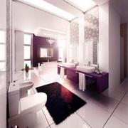 Современные интерьеры ванной