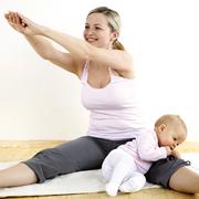 Как привести тело в форму после родов