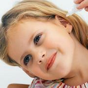 Как закапывать ушные капли ребенку?