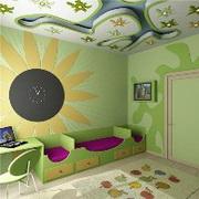 Выбираем цвет детской комнаты